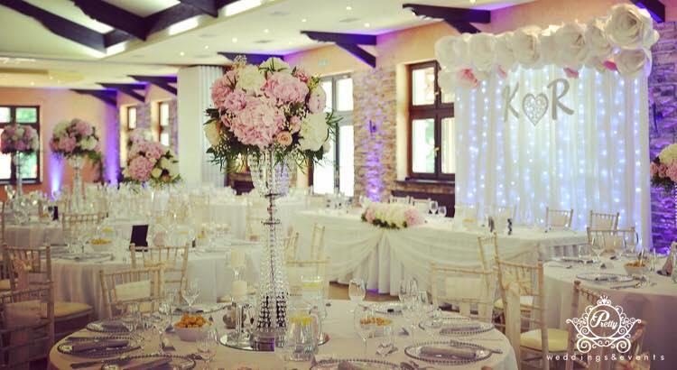 svadobná výzdoba hostiny Berek Nové Zámky
