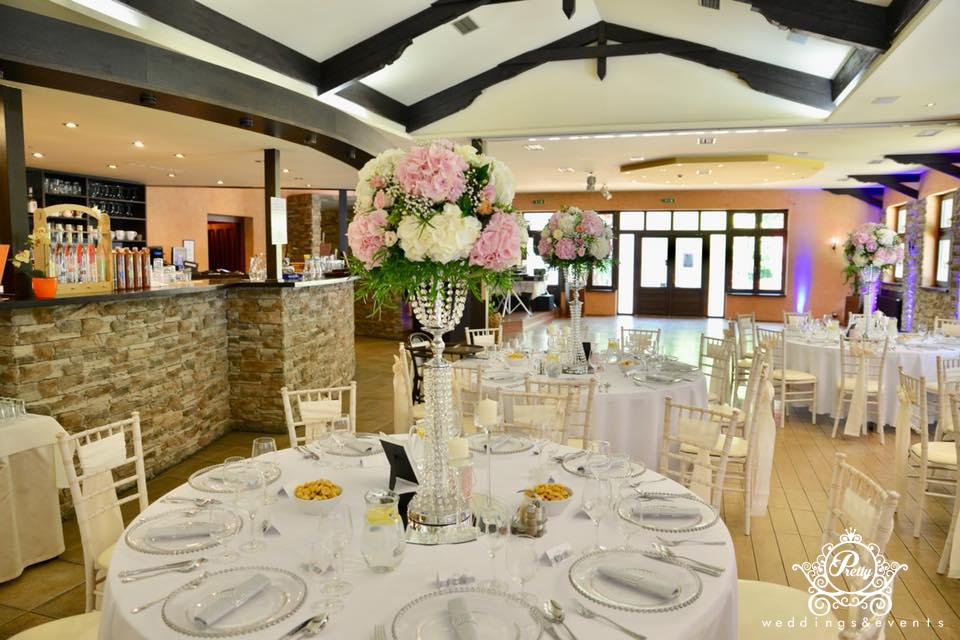 svadobná výzdoba hostiny v Berek Nové Zámky