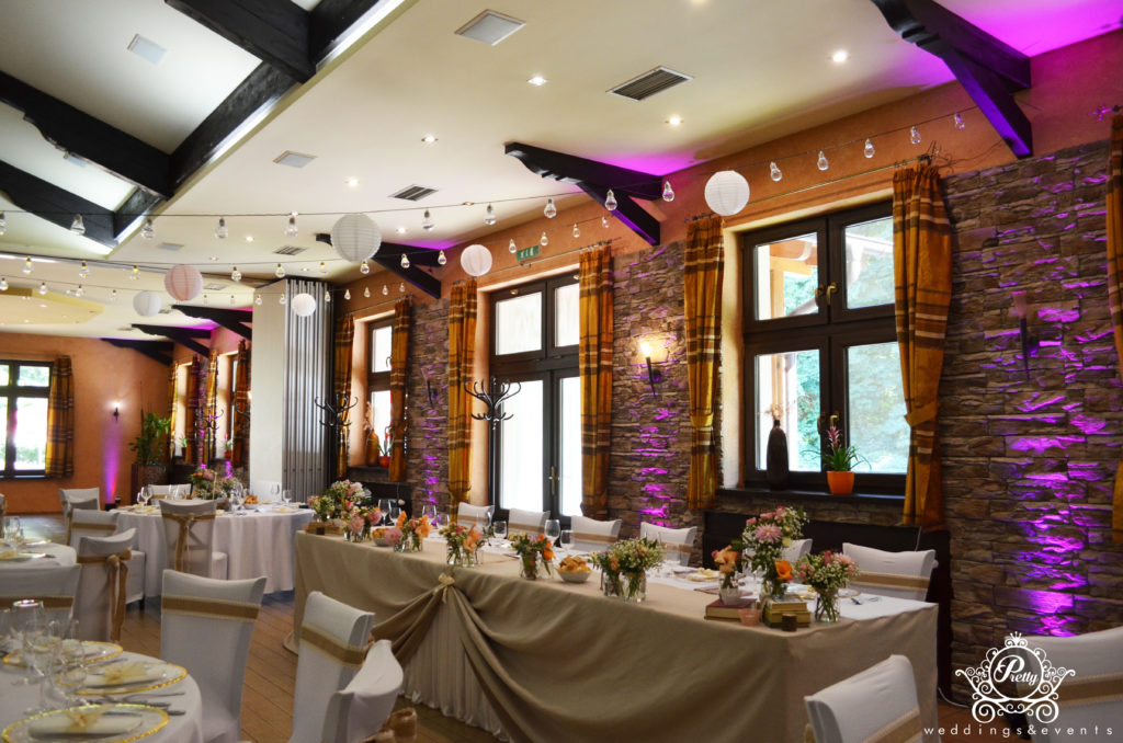 hlavna miestnost restauracia Berek Nove Zamky