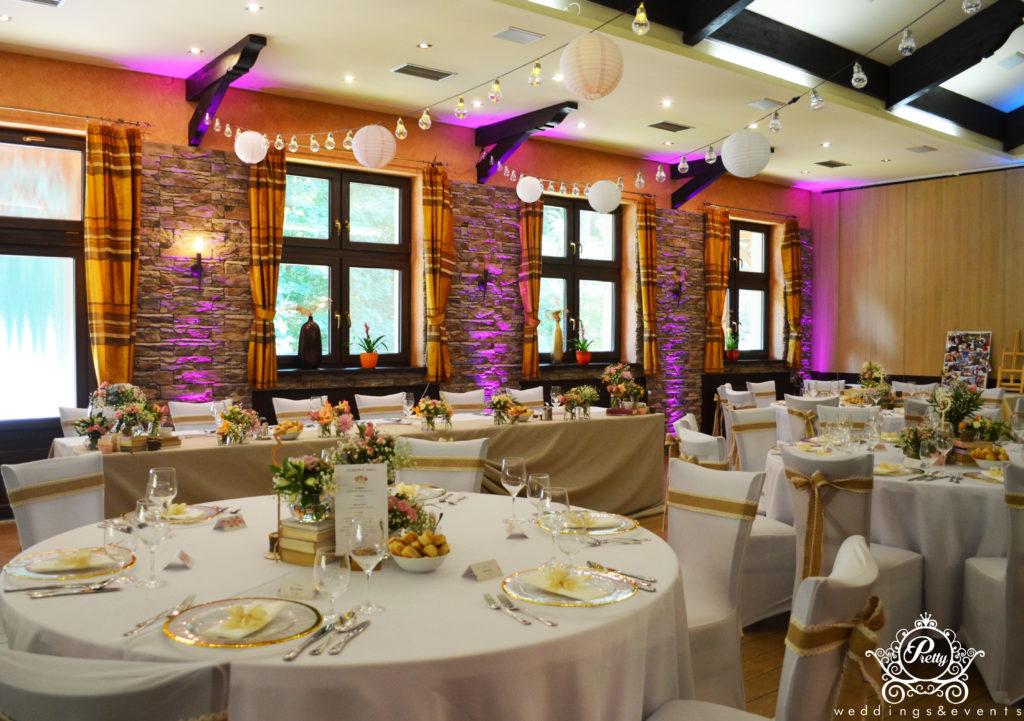 restauracia Berek Nove Zamky z vnutra