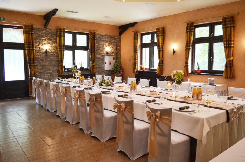 V.I.P miestnosť reštaurácia Berek v Nových Zámkoch