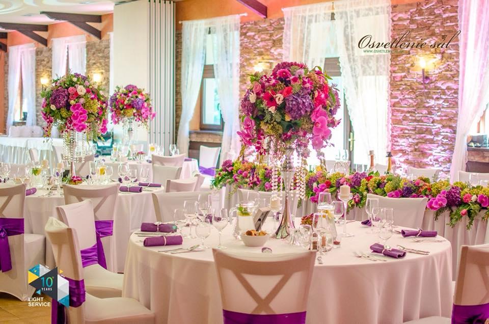 priestory na svadbu Berek