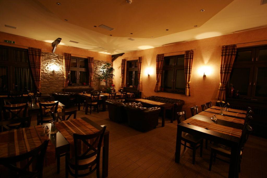 vip salonik restauracia Berek