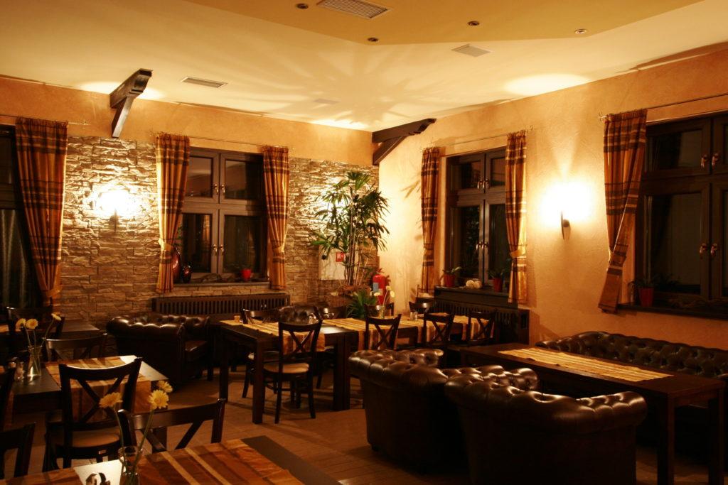 vip miestnost restauracia Berek Nové Zámky